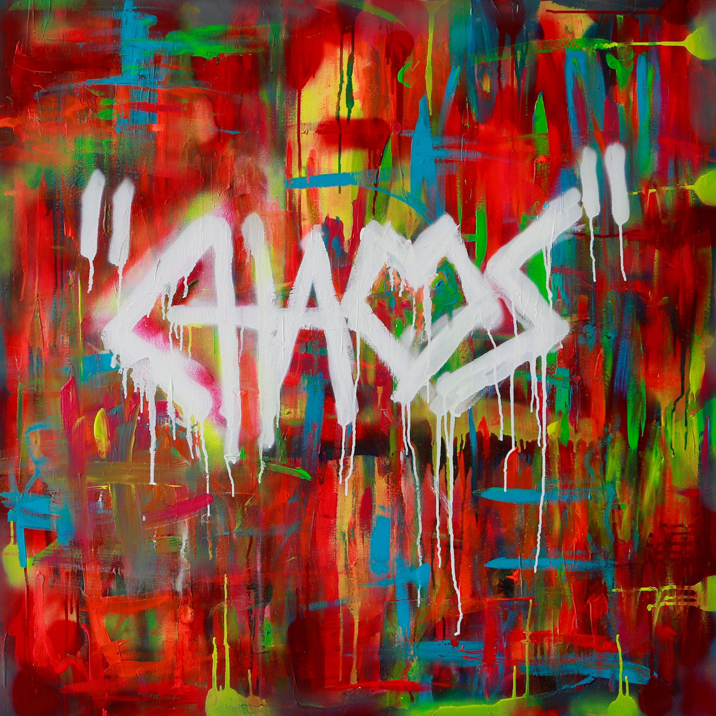 Kayef Chaos Cover